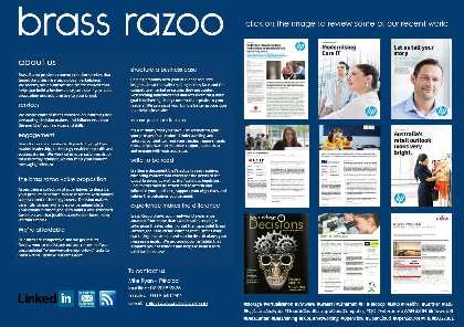 About Brass Razoo